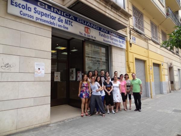 Curs Tècniques Terapèutiques de la MTC en Patologia musculoesquelètica per a Fisioterapeutes - València Barcelona