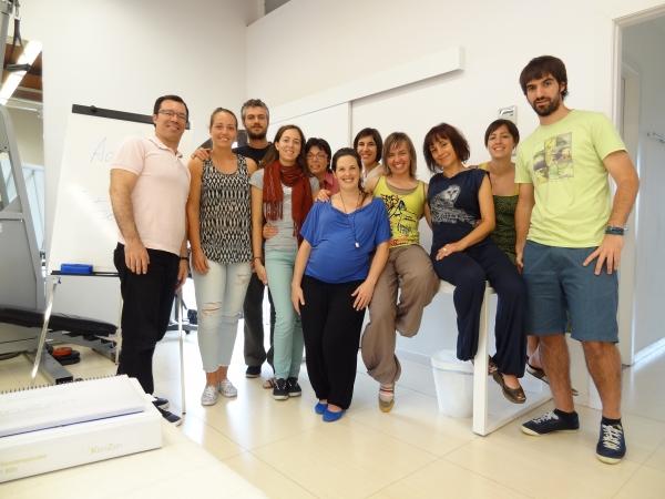 Curso Acupuntura para Fisioterapeutas - Terrassa Barcelona