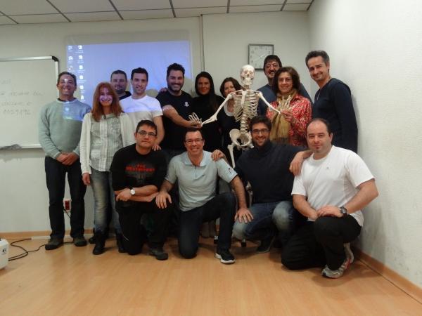 Curso Medicina China & Deporte - Madrid Barcelona
