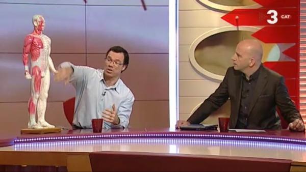Medipunt en TV3 Barcelona