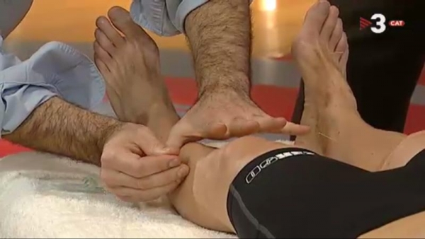 Medipunt a TV3 Barcelona