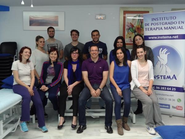 Acupuntura para Fisioterapeutas - Tavernes  Barcelona