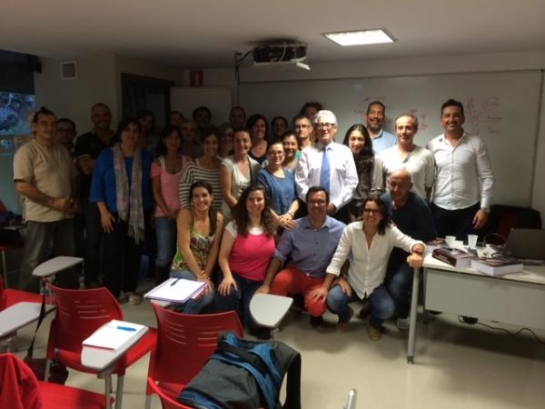 Classe magistral d'Acupuntura Barcelona