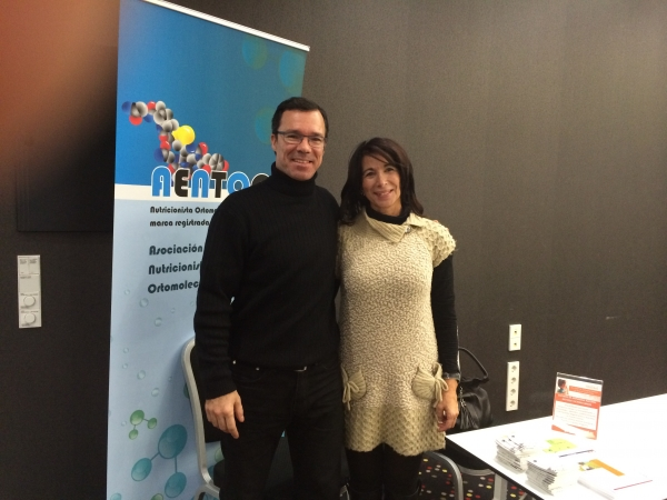 Congrés Nacional de Nutrició Ortomolecular Barcelona
