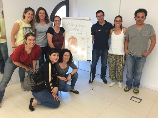 Auriculoteràpia per a Fisioterapeutas - Terrassa Barcelona