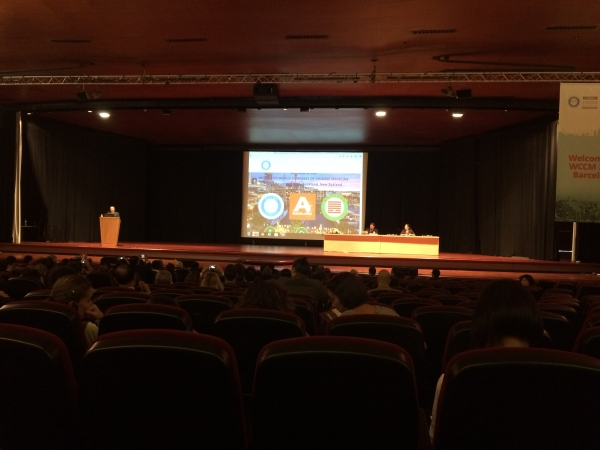 Congrés Mundial de Medicina Xinesa Barcelona