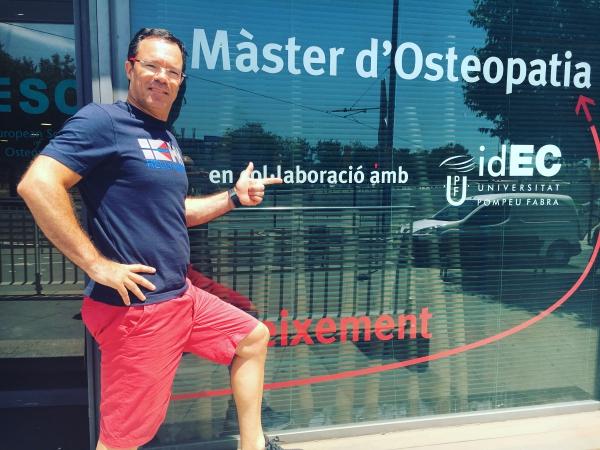 Màster d'Osteopatia Universitat Pompeu Fabra Barcelona