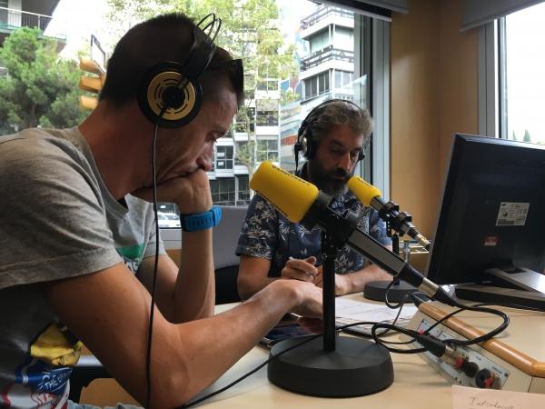 Medipunt en Catalunya Radio  Barcelona