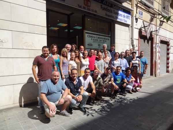 Curs Tècniques Específiques d'Acupuntura-València Barcelona