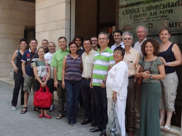 """Curs """"Perfeccionament en Diagnòstic Oriental"""" a València Barcelona"""