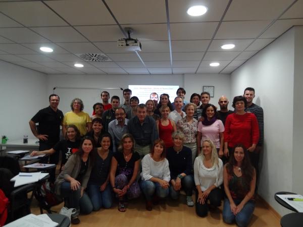 Curs Tècniques Específiques d'Acupuntura-Madrid Barcelona