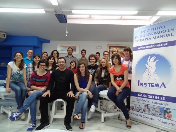 Curs Acupuntura per a Fisioterapeutes - València Barcelona